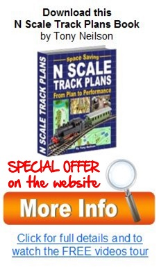 buy n scale book for model trains layouts