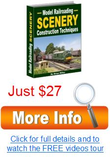 railroad scenery book