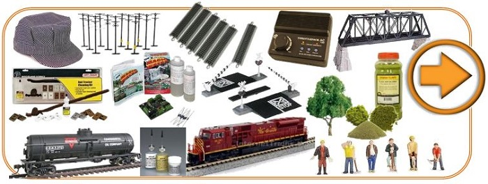 model train supplies