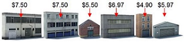 warehouse building models